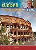 Rick Steves' Europe 11 New Shows DVD 2013–2014