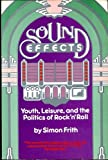 Sound Effects (0394748115) by Frith, Simon