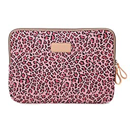 Leopard Prints Laptop Cover Sleeves Shakeproof Case for MacBook Air 13\'\'/MackBook Pro 13\'\' with Retina