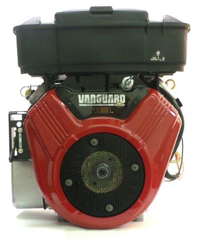 "356447-0191 18Hp Horizontal 1""X3-21/32"" Externally Threaded Shaft, Electric Start, Fuel Tank Briggs & Stratton Engine"