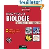 Mémo visuel de biologie - L'essentiel en fiches