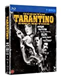 Quentin Tarantino Collection - 7-Disc Box Set ( Reservoir Dogs / Pulp Fiction / Jackie Brown / Kill Bill: Vol. 1 / Kill Bill: Vol. 2 / Death Proof / Inglourious Basterds ) [ D�nische Import ] (Blu-Ray)