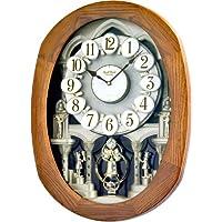 Rhythm Magic Motion Joyful Encore Clock - 4MH847WD06
