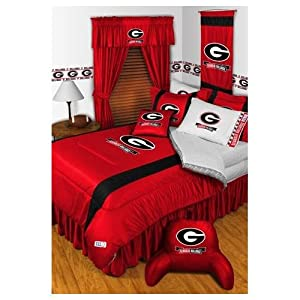 Georgia Bulldogs UGA Bed In A Bag Set by Sports Coverage