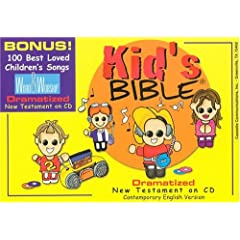 CEV Kids New Testament Dramatized