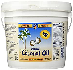 Omega Nutrition - Certified Organic Coconut Oil 112 Oz
