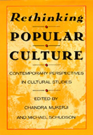 Rethinking Popular Culture: Contempory Perspectives in...