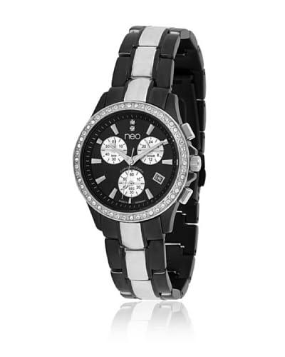 neo Reloj 73524687 Negro / Plateado