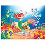 Disney The little Mermaid Photo Wall Mural