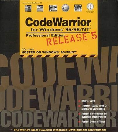 Codewarrior Professional 4.0