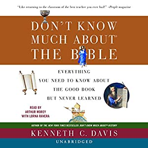 Don't Know Much about the Bible Audiobook