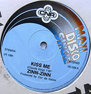 Zinn Zinn Kiss Me Rhythm Shopping