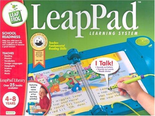 LeapFrog LeapPad Learning System - Buy LeapFrog LeapPad Learning System - Purchase LeapFrog LeapPad Learning System (LeapFrog, Toys & Games,Categories,Electronics for Kids,Learning & Education,Cartridges & Books,Math & Counting)
