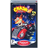 Crash Tag Team Racing (PSP - Platinum)by Sierra