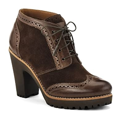 Sperry Top-Sider Women's Emory Boot,Brown,7 M US