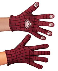 Kids Spider-Man Costume Gloves - Child Std. by Disguise