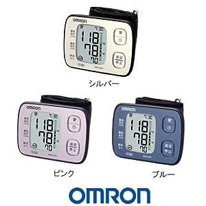 オムロン 手首式血圧計 HEM-6220 SL(シルバー) [並行輸入品]