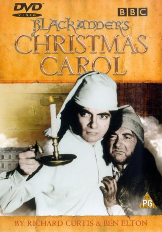 Blackadder's Christmas Carol [1988] [DVD]