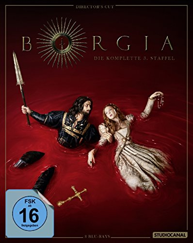 Borgia - Staffel 3 [Blu-ray] [Director's Cut]