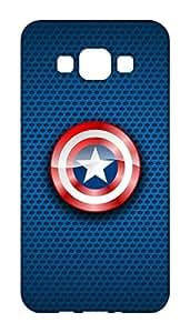 Pinklips Shopping Cover for Samsung Galaxy A5 2015 Hard Case Back Cover - SGA5PLBLKSUPAMZ5