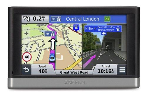 Garmin nuvi 2407 4.3 inch Sat Nav with UK and Ireland Maps Black Friday & Cyber Monday 2014