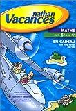 echange, troc Jardonnet - Cahier de vacances 2000, mathématiques, 5e-4e