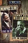 Sonny Boy Williamson : Live in Europe