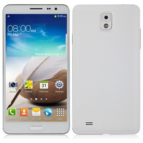 Star N9000 HD N3 NOTE 3 Ultra Thin 8.3mm Leather Back 5.7