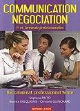 Communication-Négociation 1re Term Bac Pro Vente