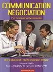 Communication-N�gociation 1re Term Ba...