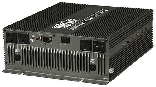 Tripp Lite PV3000HF PV 3000W 12V DC to AC Permanent Mount Inverter