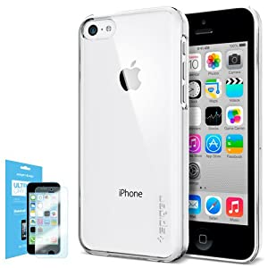 Spigen Clear Hard case for iPhone 5C