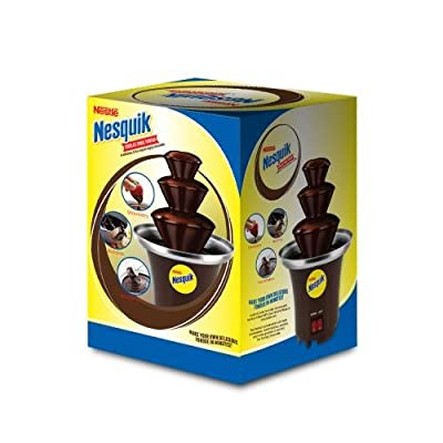 SMART PLANET NCF1 NESQUIK CHOCOLATE FOUNTAIN MAKES FONDUE