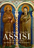 img - for Assisi. Deckenfresken der Oberkirche von San Francesco. book / textbook / text book