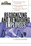 Recognizing and Rewarding Employees