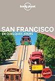echange, troc Lonely Planet - San Francisco En quelques jours - 2ed