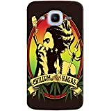Down2up Printed Back Cover For SAMSUNG Galaxy J2 - 2016