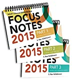 img - for Wiley CIAexcel Exam Review 2015 Focus Notes: Complete Set (Wiley CIA Exam Review Series) book / textbook / text book