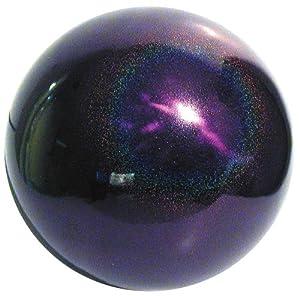 VCS PSD10 Mirror Ball 10-Inch Purple Stardust Stainless Steel Gazing Globe