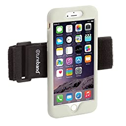 TuneBand for iPhone 7 PLUS, Premium Sports Armband with Two Straps and Two Screen Protectors, GLOW IN THE DARK