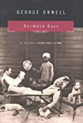 Burmese Days by George Orwell cover image