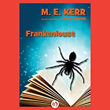 Frankenlouse (       UNABRIDGED) by M. E. Kerr Narrated by Maxwell Glick