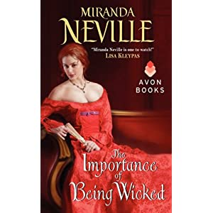 The Important of Being Wicked by Miranda Neville