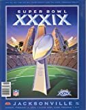 img - for Super Bowl XXXIX (39) Program - Jacksonville - Patriots vs. Eagles (2005) book / textbook / text book