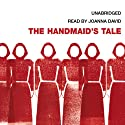 The Handmaid's Tale Audiobook by Margaret Atwood Narrated by Joanna David