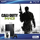 Playstation 3 320GB HW Bundle - Call of Duty: Modern Warfare 3