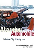 img - for Abandon Automobile: Detroit City Poetry 2001 (African American Life) book / textbook / text book