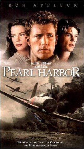 Pearl Harbor [VHS]