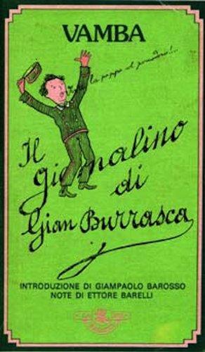 il-giornalino-di-gian-burrasca-italian-edition