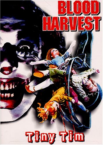 Cover art for  Blood Harvest